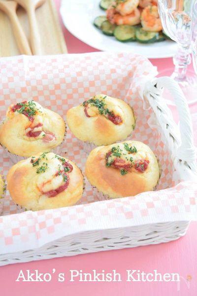 ホットケーキミックスで作るウィンナーパン