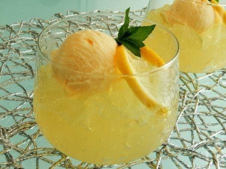 3. はちみつレモンゼリー