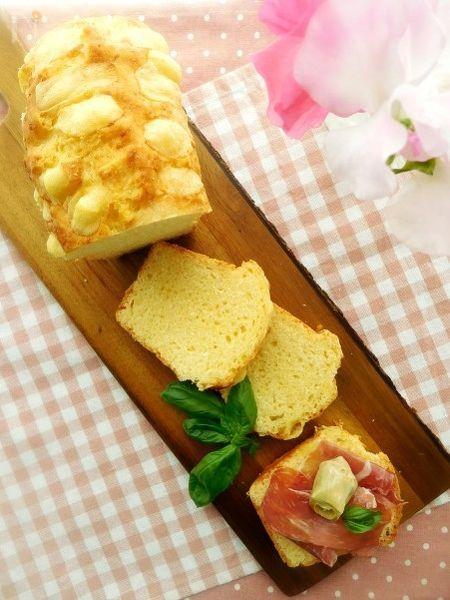 チーズの香りがたまらないピッツァ・ディ・パスクア