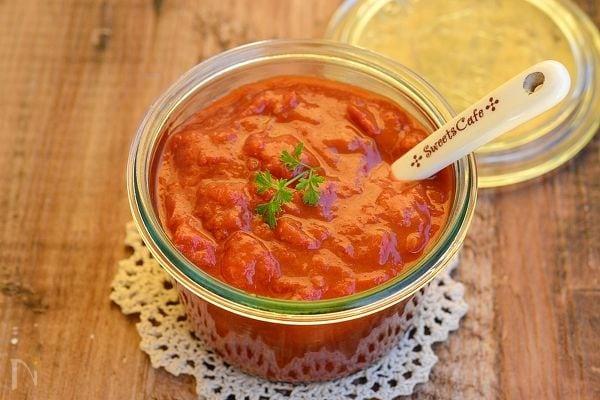 基本のトマトソースとアレンジレシピ15選!覚えておいて損なし!の画像