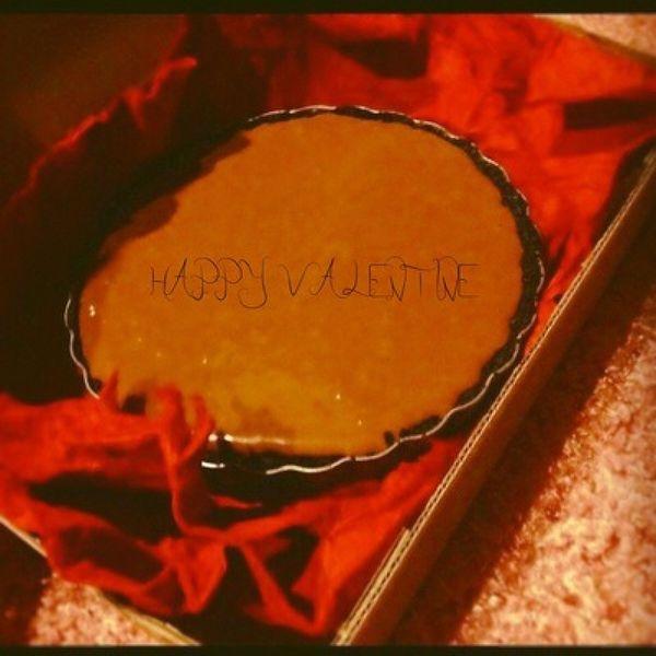 ため息のチョコレートクリーム•パイ