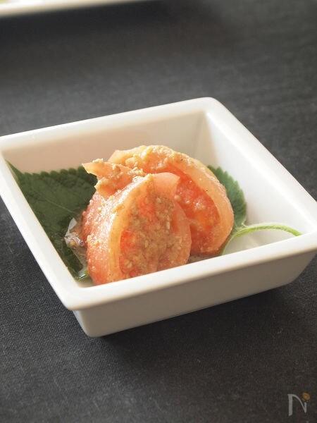 3. トマトの生ナムル