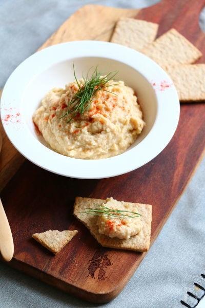フムス風豆のディップ