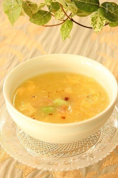 3.アジアンコーンスープ