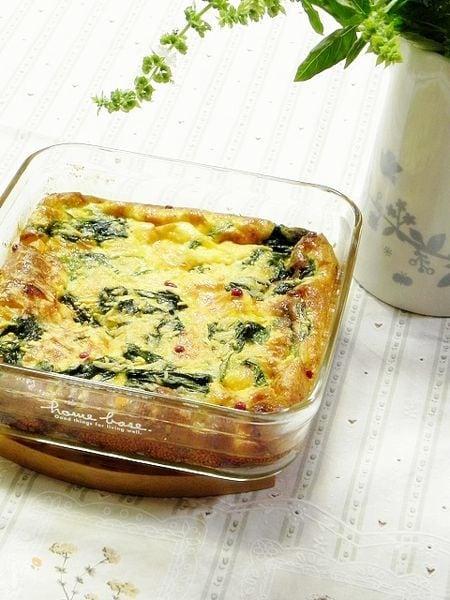 スパニッシュオムレツのレシピ