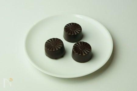 シナモン&ナツメグ&メープルのローチョコレート