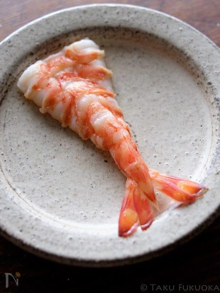 えびの茹で方【寿司ネタ】