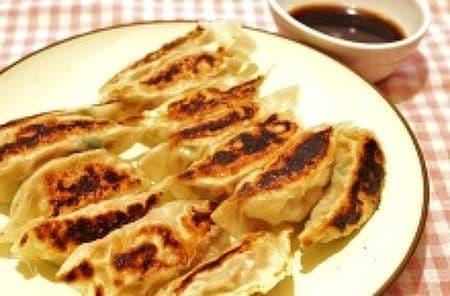 ジューシー豆腐餃子