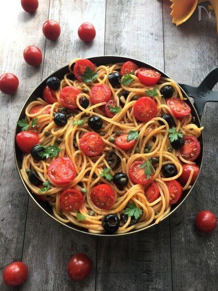 【保存版】トマトパスタのレシピ15選!缶詰を使ったレシピも