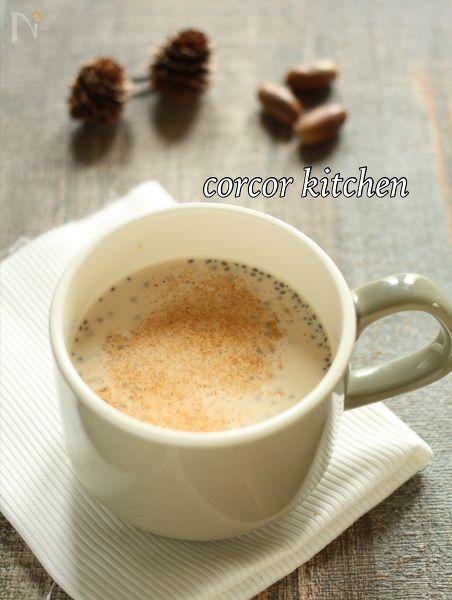 6. カフェインフリー「シナモンミルクルイボスティー」