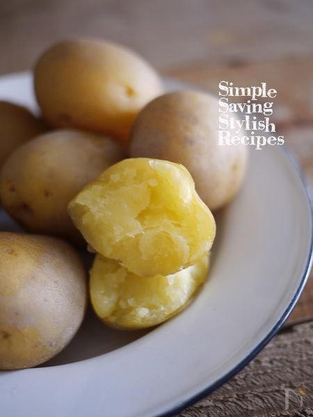 下ごしらえに♪圧力鍋で簡単!ふかしジャガイモ
