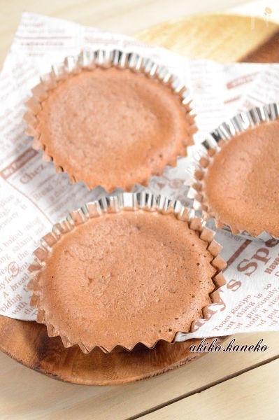 甘酒☆チョコレートのケーキ☆