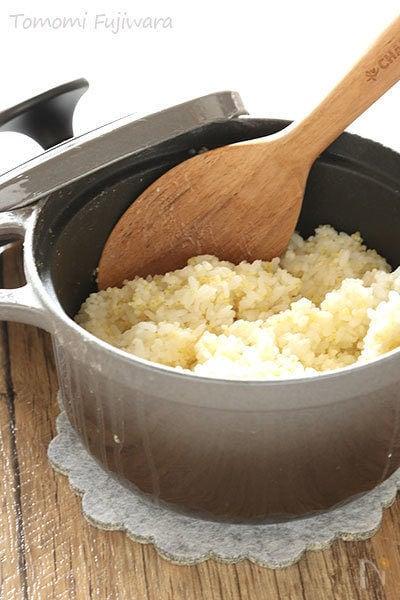 <鍋で炊く>ごはんの炊き方