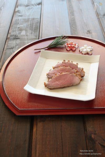 鴨肉の西京焼き