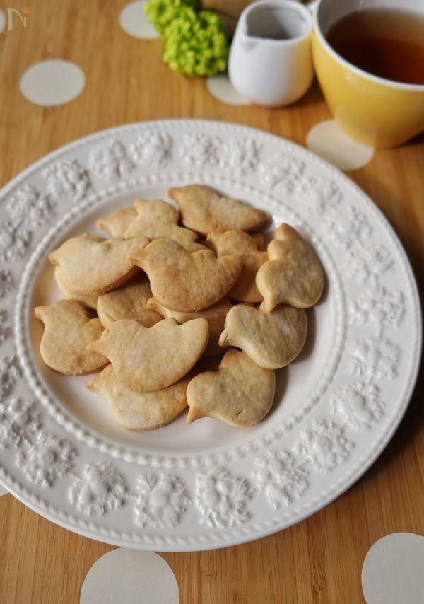 上品なメープルクッキー
