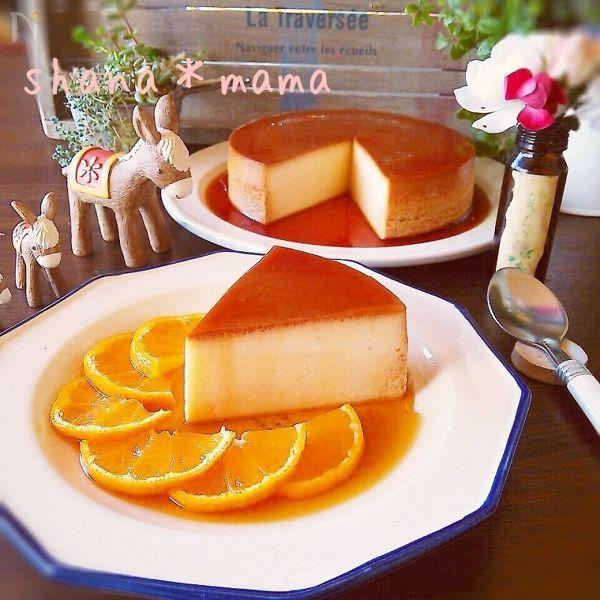 5. クリームチーズプリン