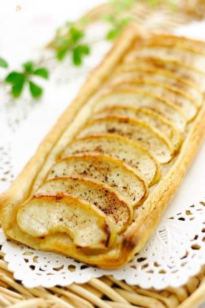 薄焼きアップルパイ