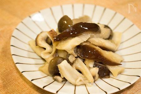 5. すりおろし生姜使用!レンチン3分でできる常備菜